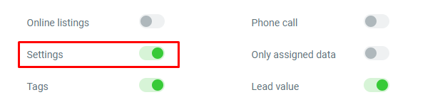 Hide Phone Numbers Settings in GoHighLevel